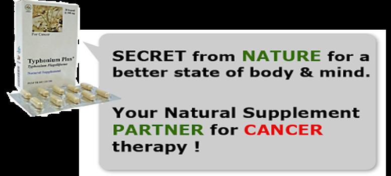 Obat Kanker Typhonium Plus
